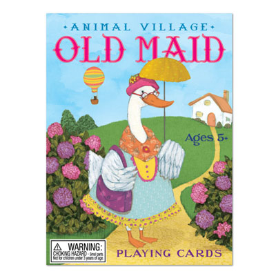 Animal Village Old Maid 1