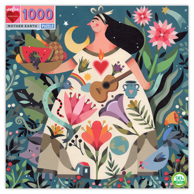 Mother Earth 1000 piece puzzle 1