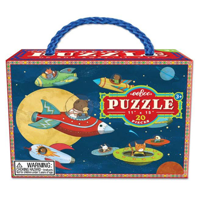 Up and Away 20 Piece Puzzle 1