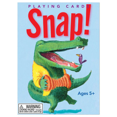 Snap! card game 1