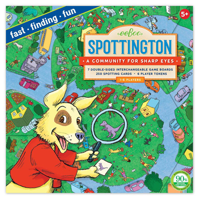 Spottington Board Game 1