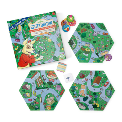 Spottington Board Game 2
