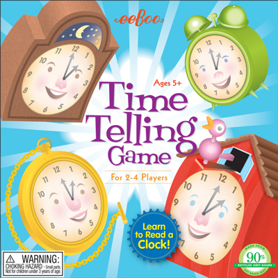 Telling Time Game 1