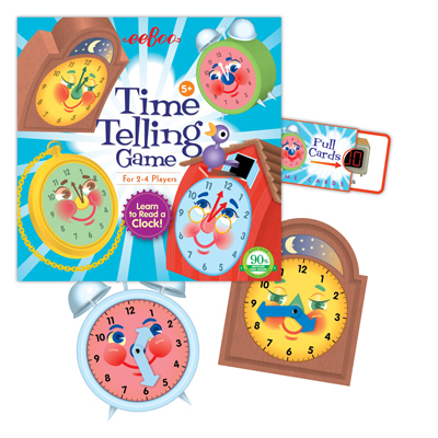 Telling Time Game 2