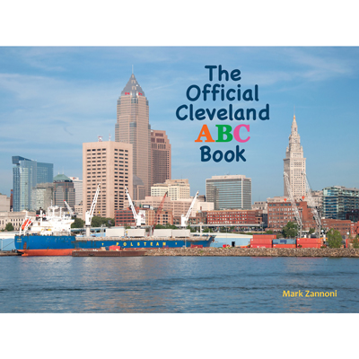 The Official Cleveland ABC Book 1