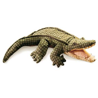 Alligator Puppet 1