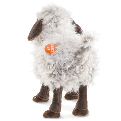 Bleating Sheep puppet 2
