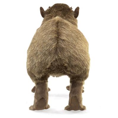 Capybara Puppet 2