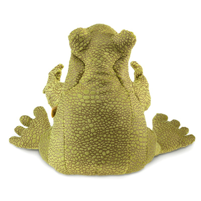 Funny Frog Puppet 2