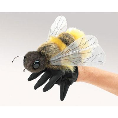 Honey Bee puppet 1