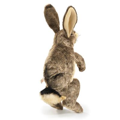 Jack Rabbit Puppet 2