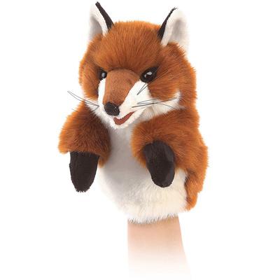Little Fox puppet 1