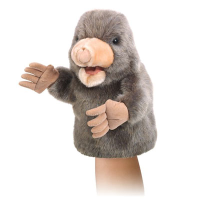 Little Mole Puppet 1
