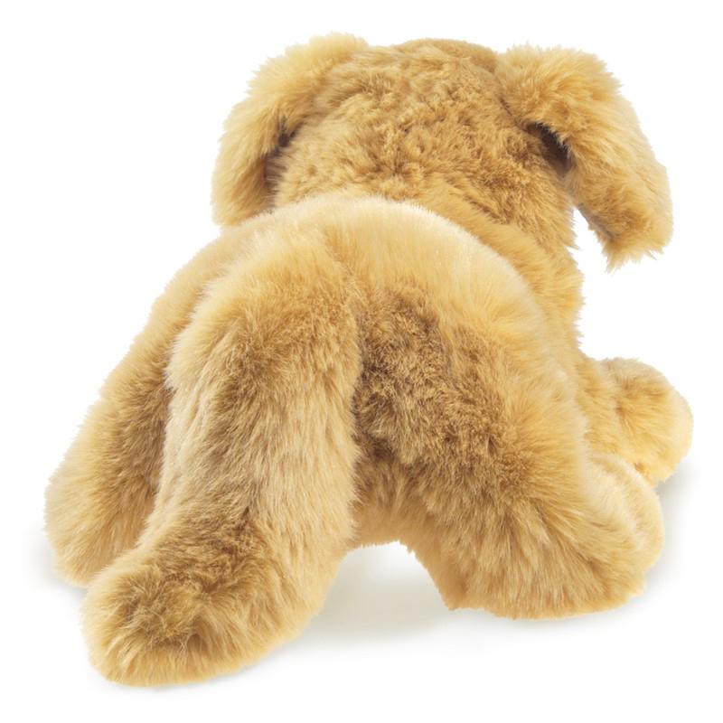 Golden Retriever Puppy Puppet 2