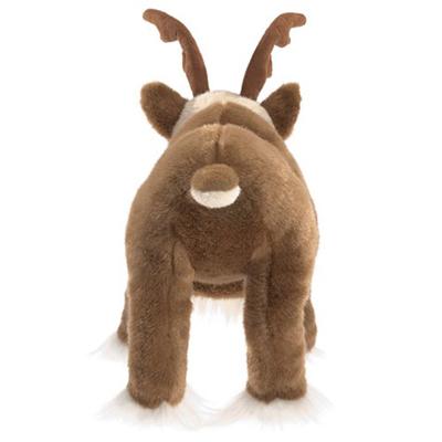 Reindeer puppet 2