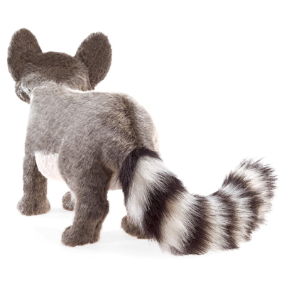 Ringtail Cat puppet 2