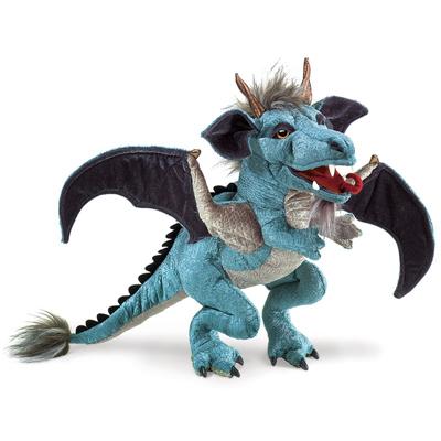 Sky Dragon puppet 1