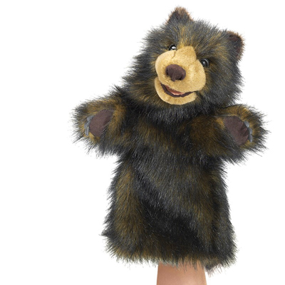 Bear Stage Puppet 1