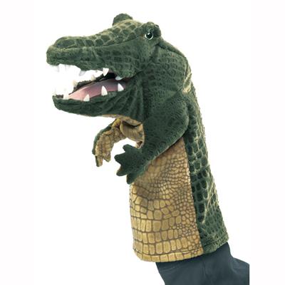 Crocodile Stage Puppet 1