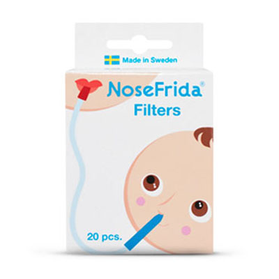 NoseFrida Replacement Filters 1