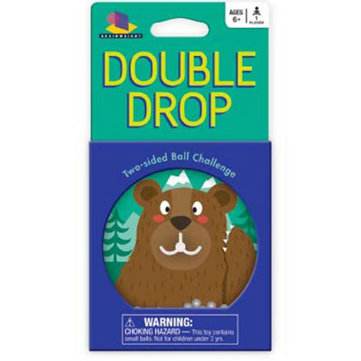 Double Drop - Two-Sided Ball Challenge (bear) 1