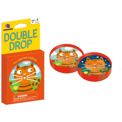 Double Drop -  Two-Sided Ball Challenge (cat) 1