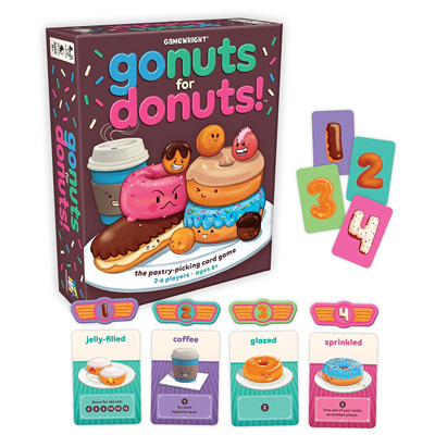 gonuts for donuts 1