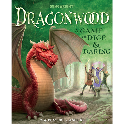 Dragonwood - A game of dice and daring 1
