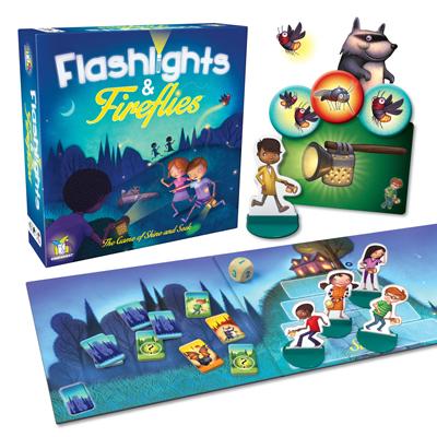 Flashlights and Fireflies 1