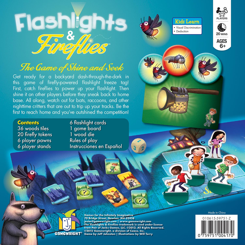 Flashlights and Fireflies 2