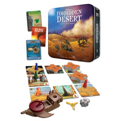 Forbidden Desert 1