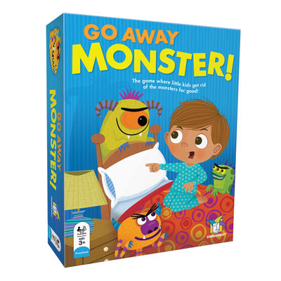 Go away Monster! 1