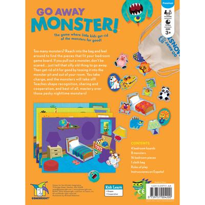 Go away Monster! 2