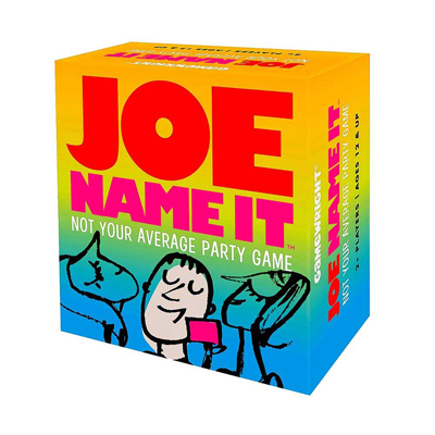 Joe Name It - Not your average party game 1