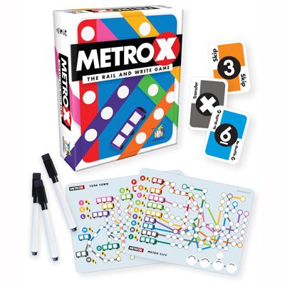 Metro X 2