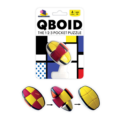 QBOID pocket puzzle 1