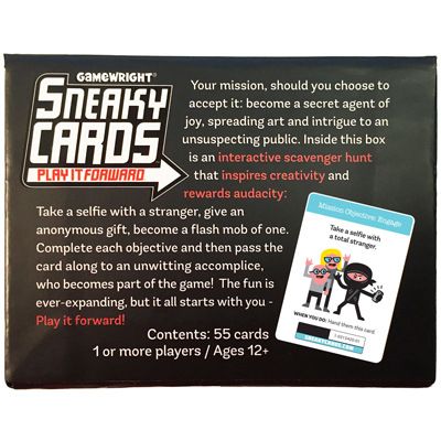 Sneaky Cards 3