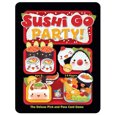 Sushi Go Party! 1