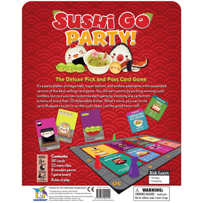Sushi Go Party! 2