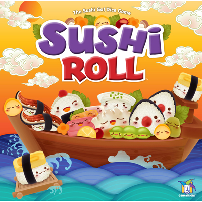 Sushi Roll - The Sushi Go! Dice Game 1