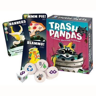 Trash Pandas 1