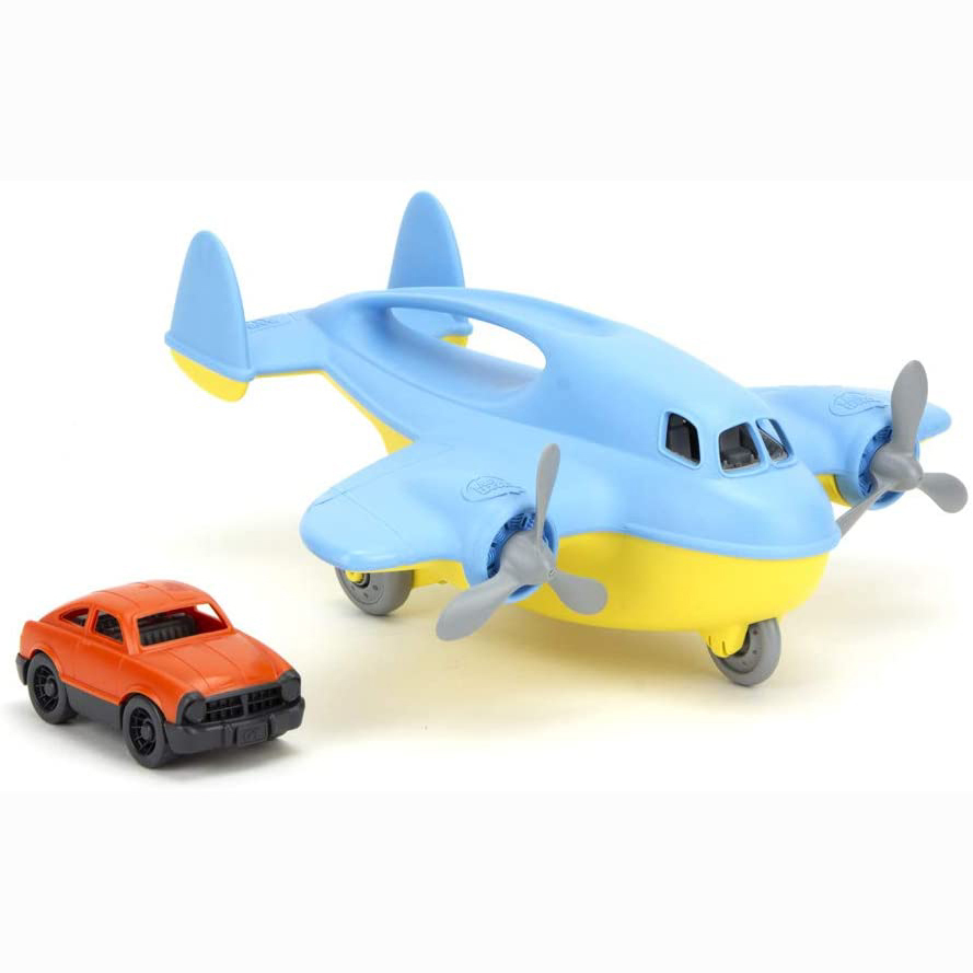 Cargo Plane by Green Toys 2