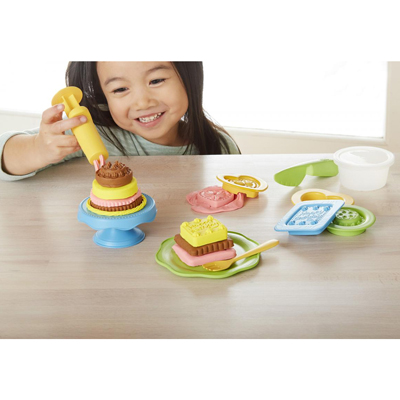 Cake Maker Dough Set by Green Toys 3