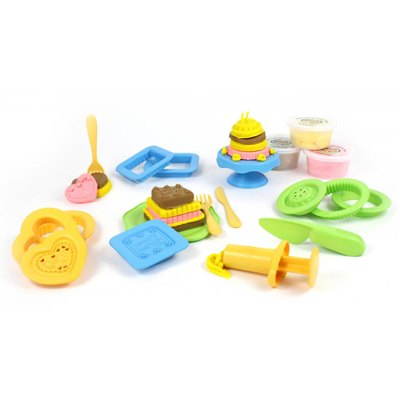 Cake Maker Dough Set by Green Toys 1