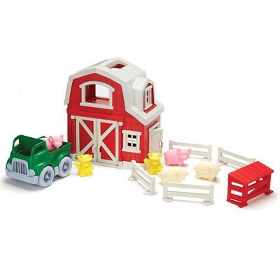 Farm play set by Green Toys 1