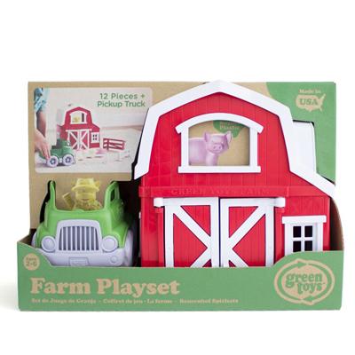 Farm play set by Green Toys 2