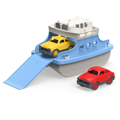 Ferry Boat by Green Toys (white top) 1