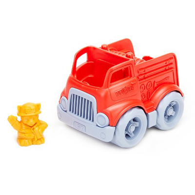 Fire engine by Green Toys 1