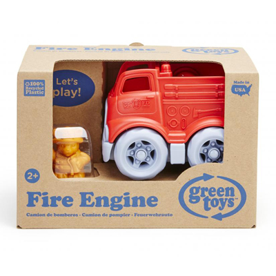Fire engine by Green Toys 2