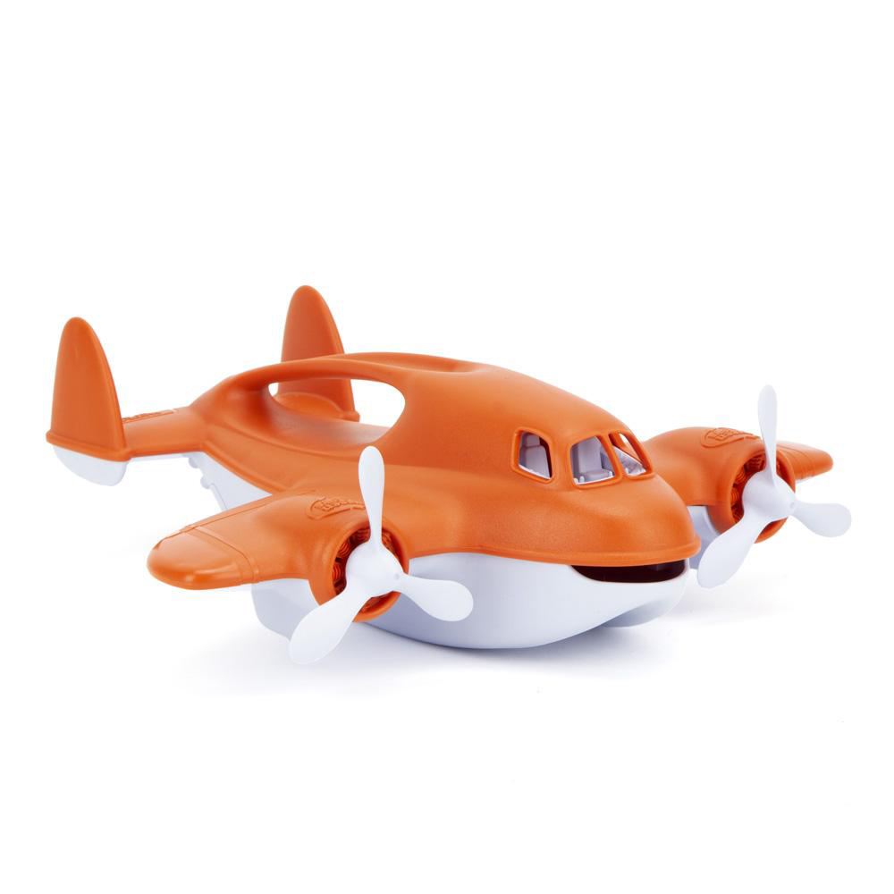 Fire Plane *Supports Fire Relief* by Green Toys 1